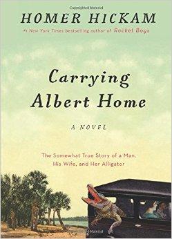 carrying albert