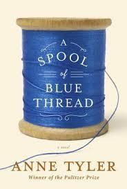 spool blue thread