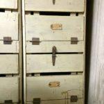 wooden lockers 2